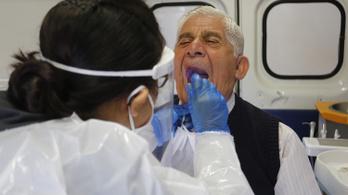 Nyálból kimutatható koronavírusteszten dolgozik a Semmelweis Egyetem