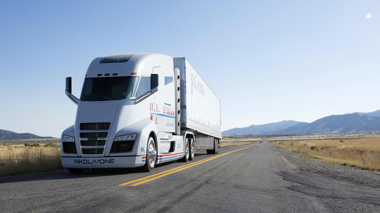 Óriási trollkodás volt az új hidrogénmeghajtású kamion