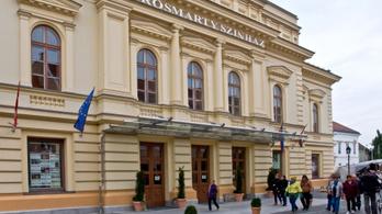 Teljes szeptemberi műsorát elhalasztja a koronavírus miatt a székesfehérvári Vörösmarty Színház