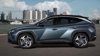 Megmutatták az új, érdekesnek szánt Hyundai Tucsont
