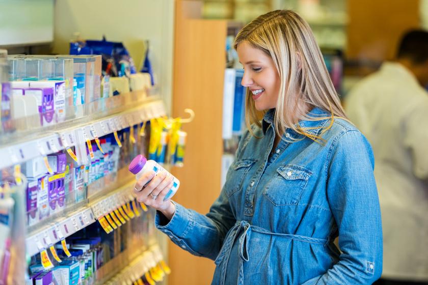 3 dolog, amit feltétlenül nézz meg a terhesvitamin címkéjén, mielőtt megveszed