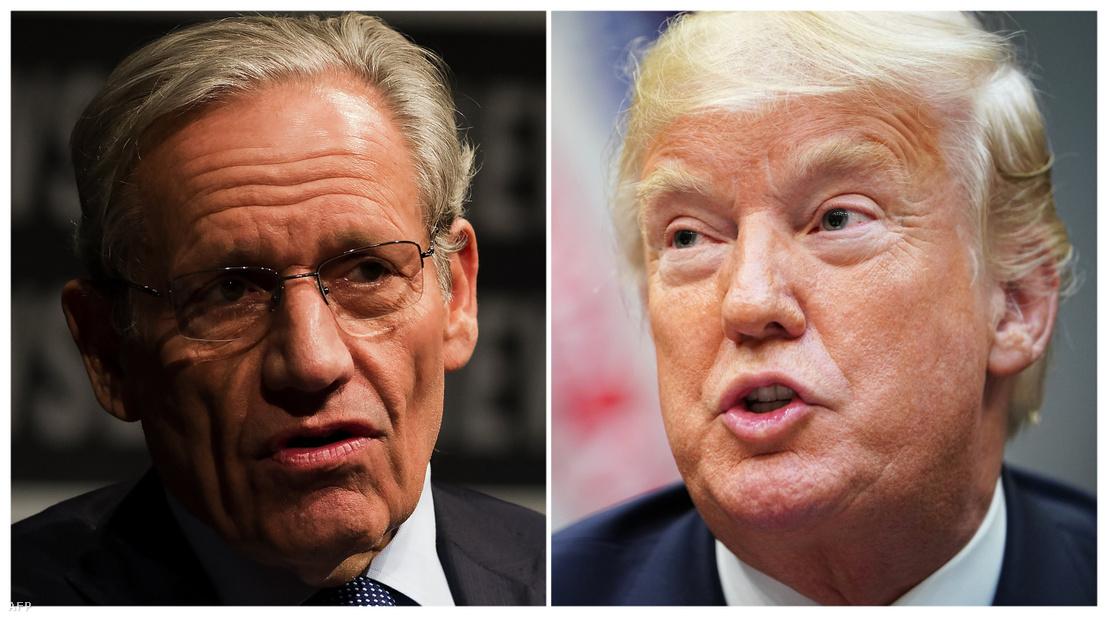 Bob Woodward és Donald Trump