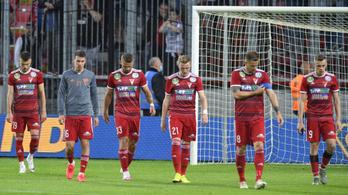 Több pozitív koronavírusteszt a Debrecen futballcsapatánál