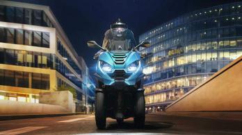 Megint megpróbálkozik a Peugeot a motorgyártással