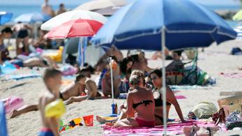 Több mint felével csökkentek a magyar turisták vendégéjszakái Horvátországban