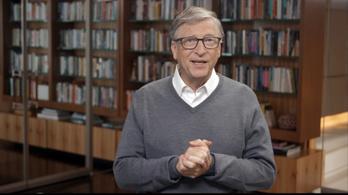 Bill Gates: negyed évszázados visszaesést okoz a koronavírus