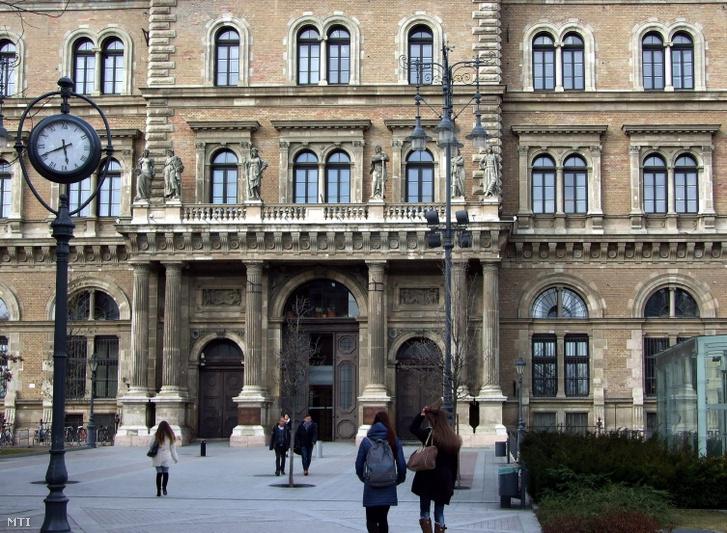 A Budapesti Corvinus Egyetem