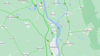 Avartűz miatt leállt a vasút a dunaújvárosi vonalon