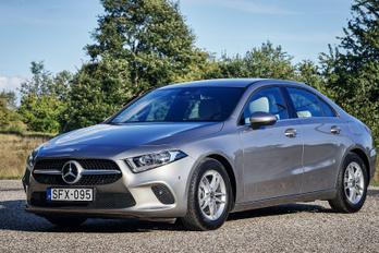 Mercedes-Benz A 2018