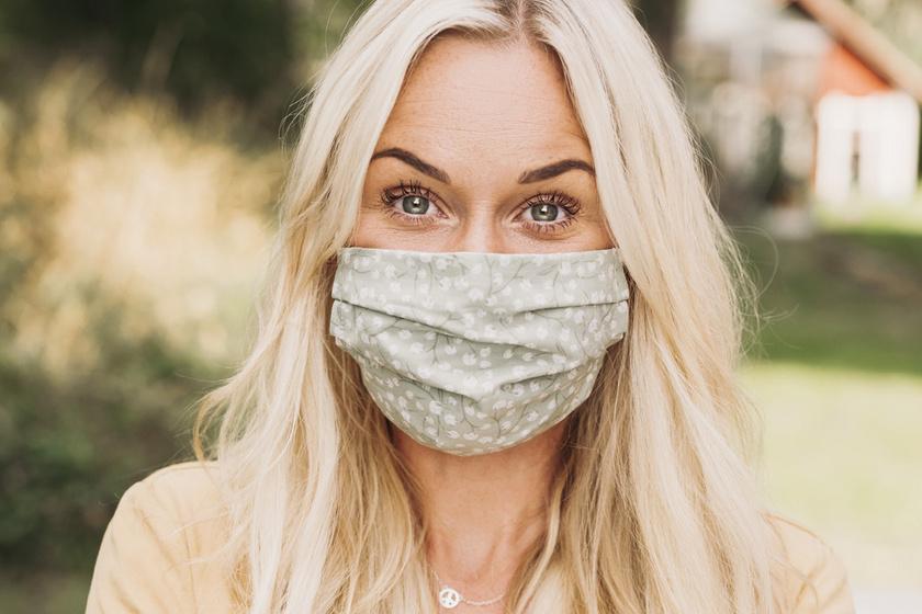 5 dolog, amire figyelj, ha sokat viselsz maszkot: így előzheted meg a pattanásokat, bőrhibákat
