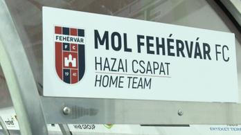 Koronavírust mutattak ki a Mol Fehérvár játékosánál