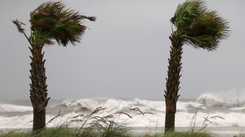 Hatalmas pusztításokat okozhat a Sally hurrikán