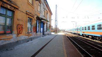 Graffitiseket is elkaptak a vasúti razzián