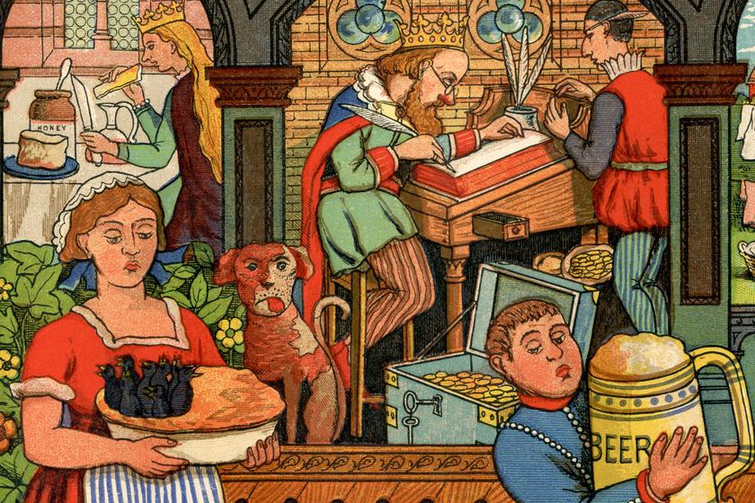 Furcsa ételek kerültek a középkori emberek asztalára: olykor a hódot csirkesörrel öblítették le