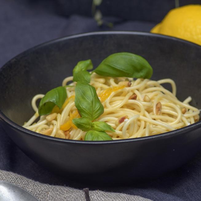 10 perces citromos spagetti – Az olaszok imádják a frissítő pastát