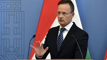 Szijjártó Péter: Magyarország támogatja az Egyesült Államok közel-keleti politikáját