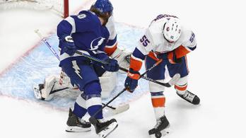 NHL: Szépített a New York Islanders