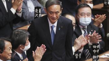 Megválasztották az új japán miniszterelnököt