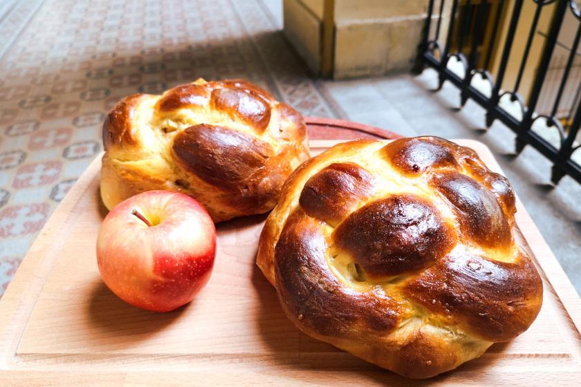 almás barhesz recept