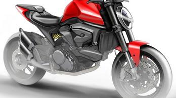 Mi lenne, ha a Ducati elhagyná a térhálós vázat?
