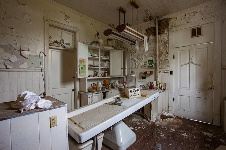 Ez itt a konyha volt egykoron