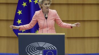 Ursula von der Leyen: Nem csak a romeltakarításban vagyunk érdekeltek, tervünk is van
