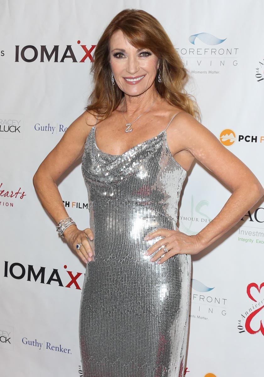 A felmérés alapján Jane Seymour a legszexibb hatvan fölötti sztár. A színésznőre a kitöltők 26%-a adta le a voksát.