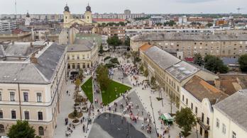 Debrecen és Sopron az élre tört a vidéki ingatlanpiacon