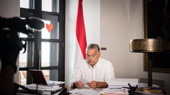Orbán Viktor köszöntötte a zsidó újévet