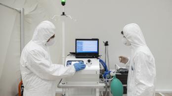 Másfél milliárdba kerül tárolni az Orbán-kormány által vett lélegeztetőgépeket
