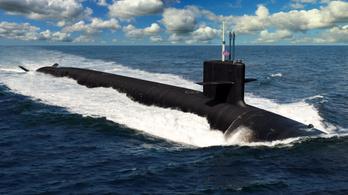 Személyzet nélküli, folyamatosan cirkáló tengeralattjárókat fejleszt az Egyesült Államok