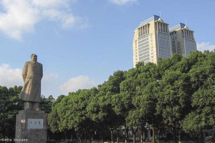 A Fudan Egyetem sanghaji campusának főépülete