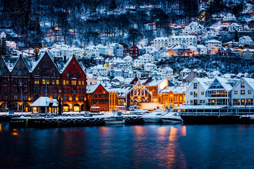Mesebirodalommá változnak karácsonykor ezek a városok: mintha képeslapokat nézegetnénk