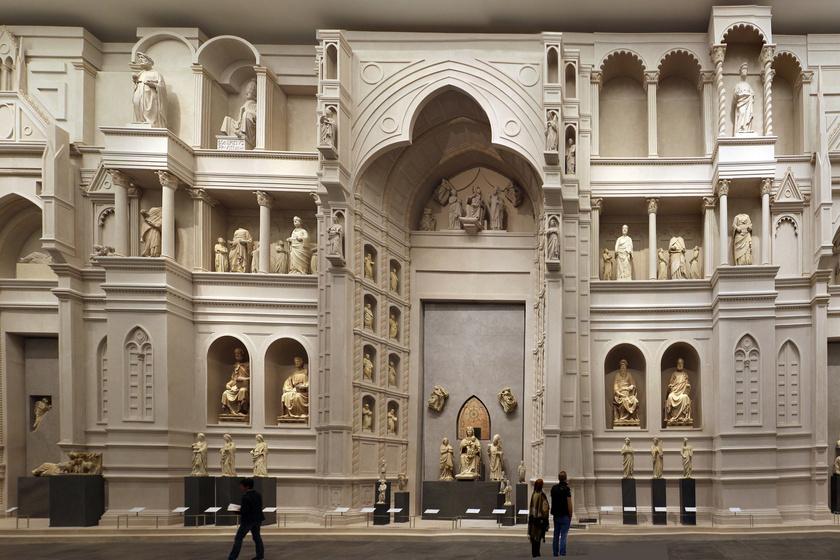 Érdekes részletekre bukkantak Michelangelo ikonikus szobrán restaurálás közben