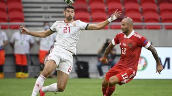 Belgium az élen a FIFA-világranglistán, Magyarország 52.