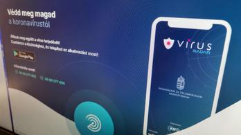 Csak ötvenezren töltötték le a kontaktkutató VírusRadar alkalmazást, ennek a hússzorosára lenne szükség