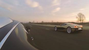 Őrült pletyka: a Rimac kaphatja meg a Bugattit