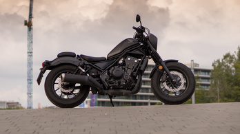 Honda Rebel - 2020.