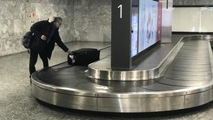 Több mint 90 százalékkal kevesebb az utas a budapesti reptéren