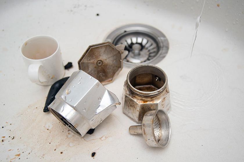 kávéfőző-tisztítása