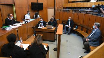 Nincs személyes félfogadás a bíróságon