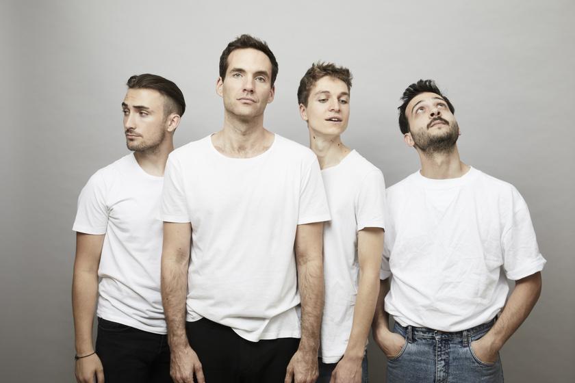 Fehér Balázs és új zenekara