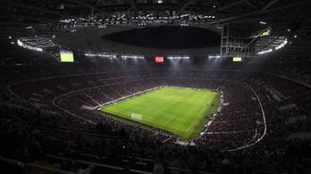 Az UEFA nézők előtt rendezné a budapesti Szuperkupa-meccset