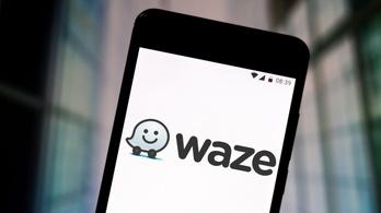 Újít a Waze