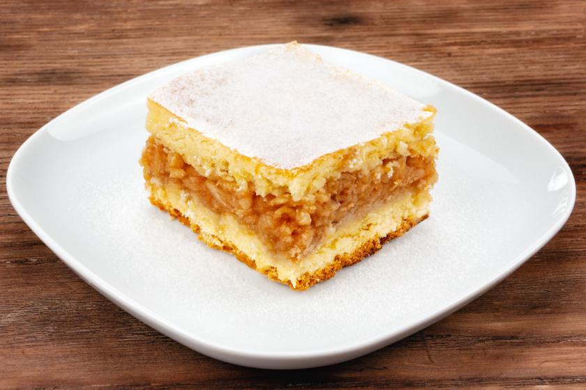 Illatos, zamatos régimódi almás pite, ahogy már a dédike is készítette