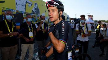 Kwiatkowskié az utolsó alpesi etap a Touron, Roglic őrzi előnyét