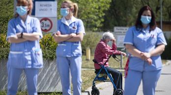 Újabb szigorításokat vezetnek be a koronavírus megfékezésére Szlovéniában