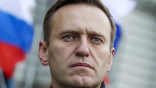 Navalnij vizespalackján kimutatták a harci mérget