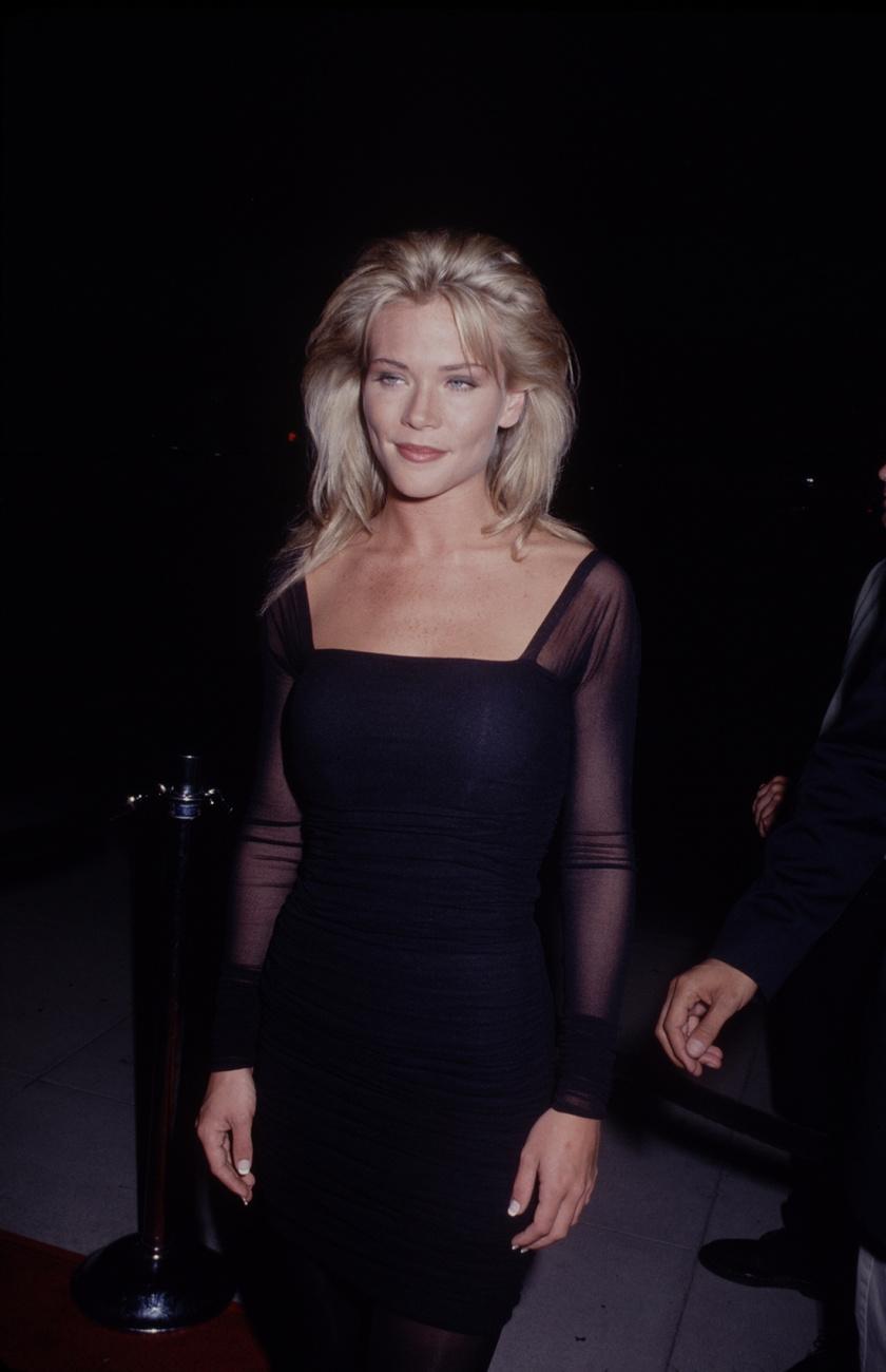 Amy Locane a '90-es években.