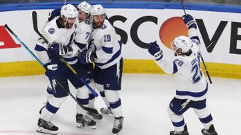 Kialakult a nagydöntő párosítása az NHL-ben